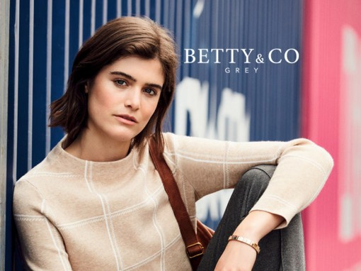 BETTY & CO GREY