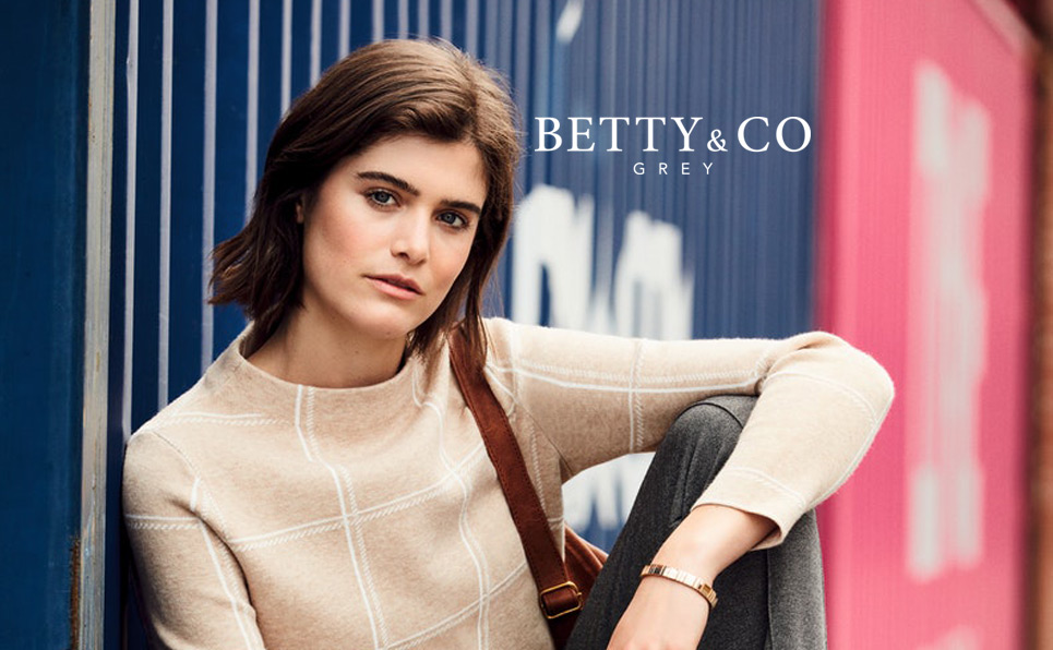 BETTY & CO GREY